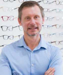 Dr. Andrew Young - Eyeconik Optometrists