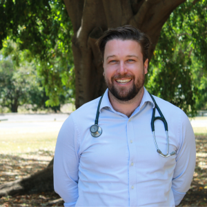 Dr. Conor Calder-Potts - Brisbane GP and Travel Doctor