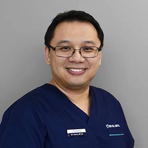 Dr. Henry Ho - Red Hill Dental