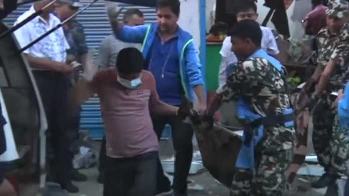 Explosions in Nepal's capital Kathmandu kills 4 and injures 7