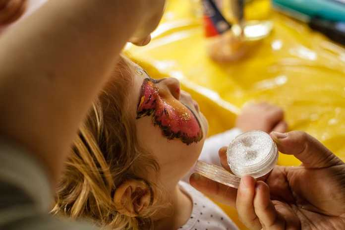 Best Face Painting Services in Hobart