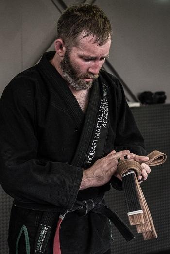 Gerry Young - Hobart Martial Arts Academy