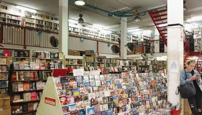 Gould's Book Arcade