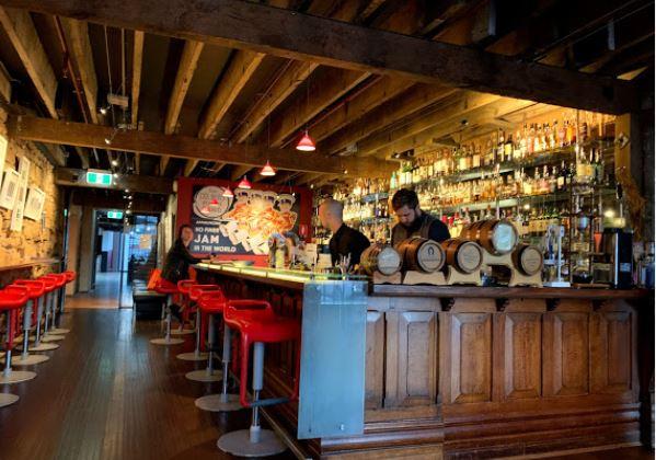 IXL Long Bar