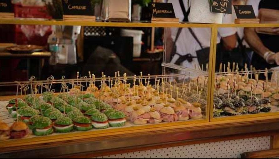 Italian Wine + Food Festival