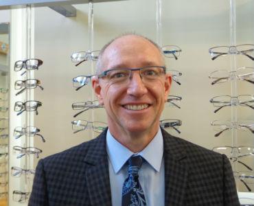 John Kingshott - Glenorchy Eyecare