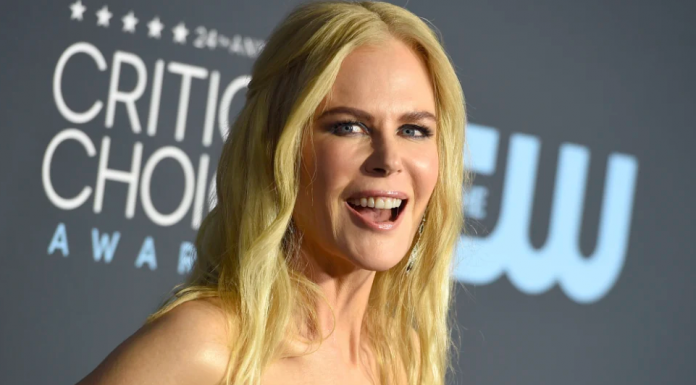 "Nicole Kidman joins cast of ""Nine Perfect Strangers"""