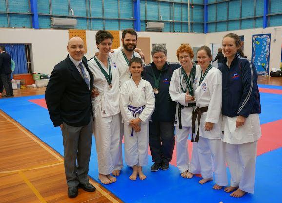 Kimekai Karate Tasmania