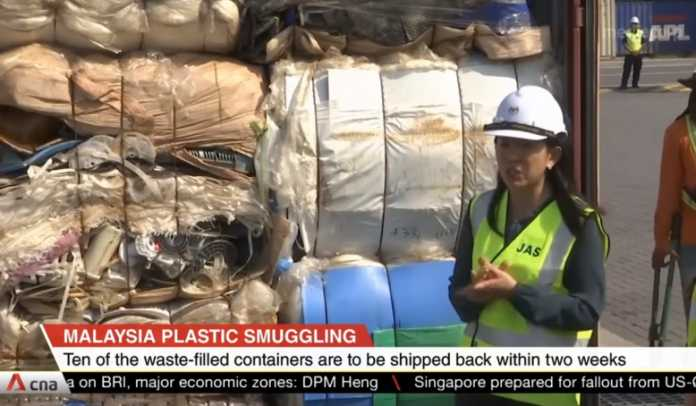 Malaysia to return waste from Australia, US and more