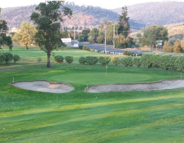 New Town Bay Golf Club