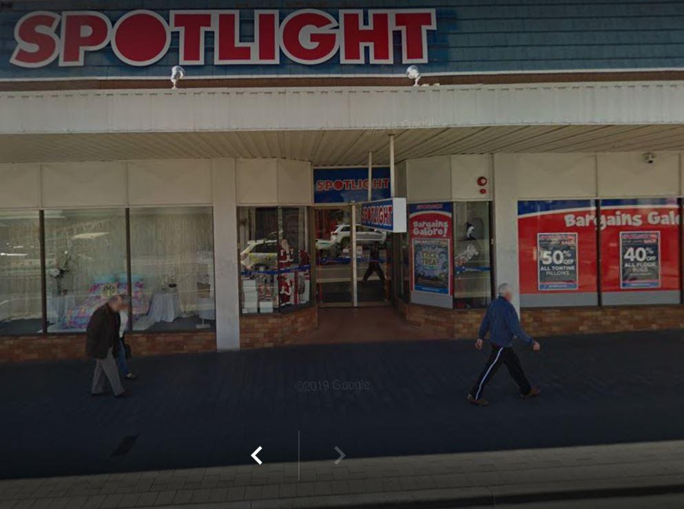 Spotlight Hobart