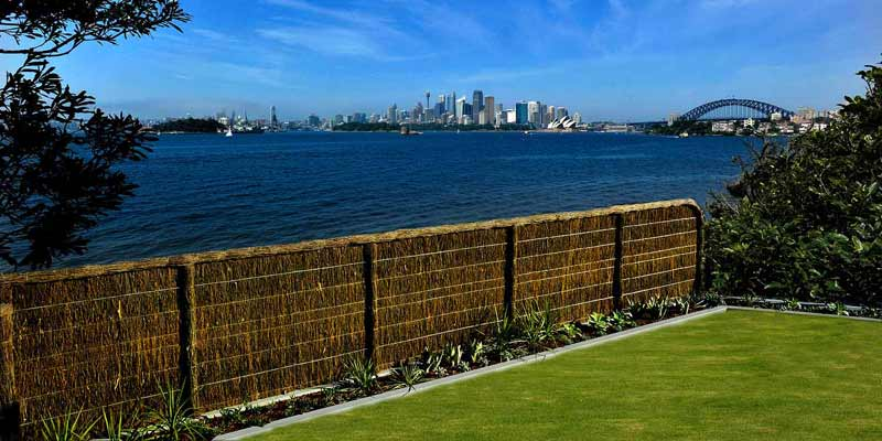 Sydney Brush Fencing