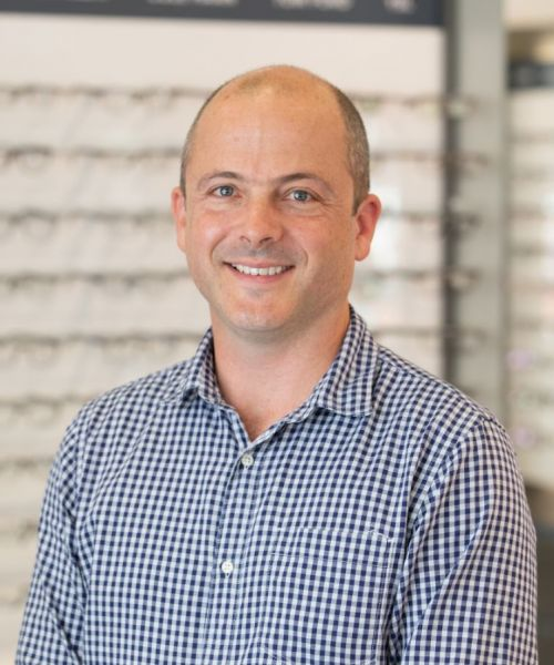 Tim Powell- Eyelines Optometrists