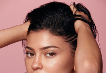 Beauty mogul Kylie Jenner draws flak for her face washing technique