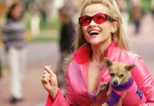 The script for Legally Blonde 3 is currently in the works