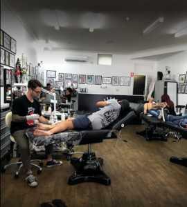 Best Tattoo Studio in Melbourne