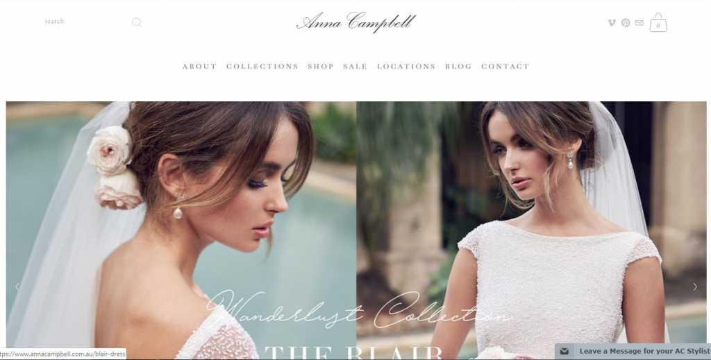Best Bridal Shops in Melbourne