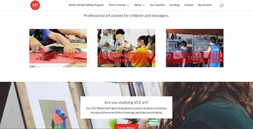 Best Art Classes in Melbourne