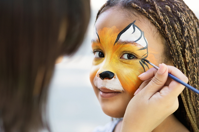 Best Face Painting Services in Brisbane