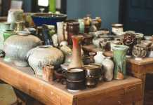 Best Pottery Shops in Melbourne