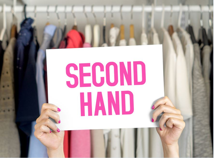 Second Hand Online Shop