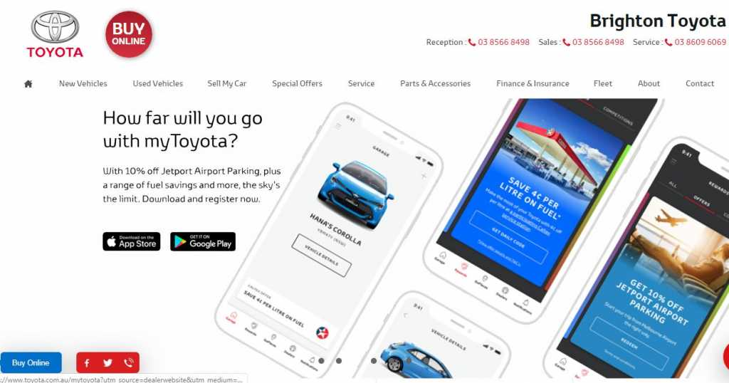 Best Toyota Dealers in Melbourne