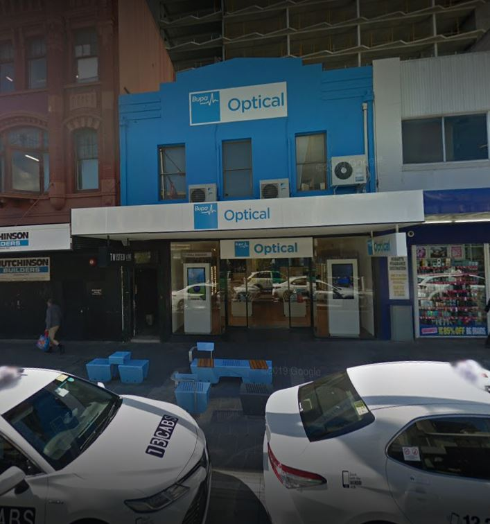 Bupa Optical Hobart