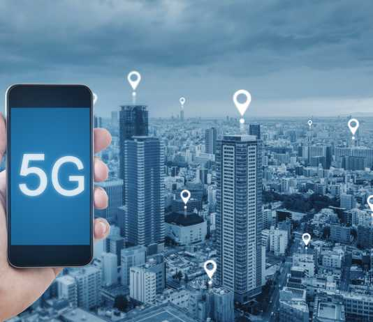Business future will stand with 5G technology
