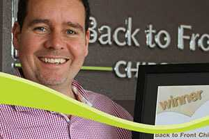 Clay McCluskey - Back To Front Chiropractic