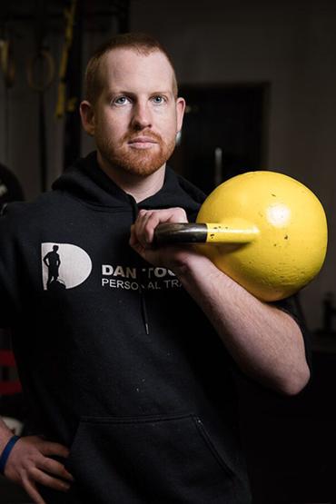 Dan Toohey - Dan Toohey Personal Training