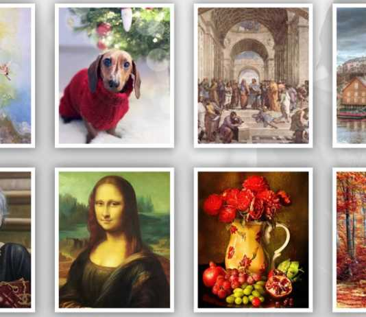 Davepainting transforms your photos into hand-painted art