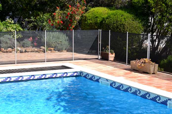 Fence it in Choosing the correct fence for your pool