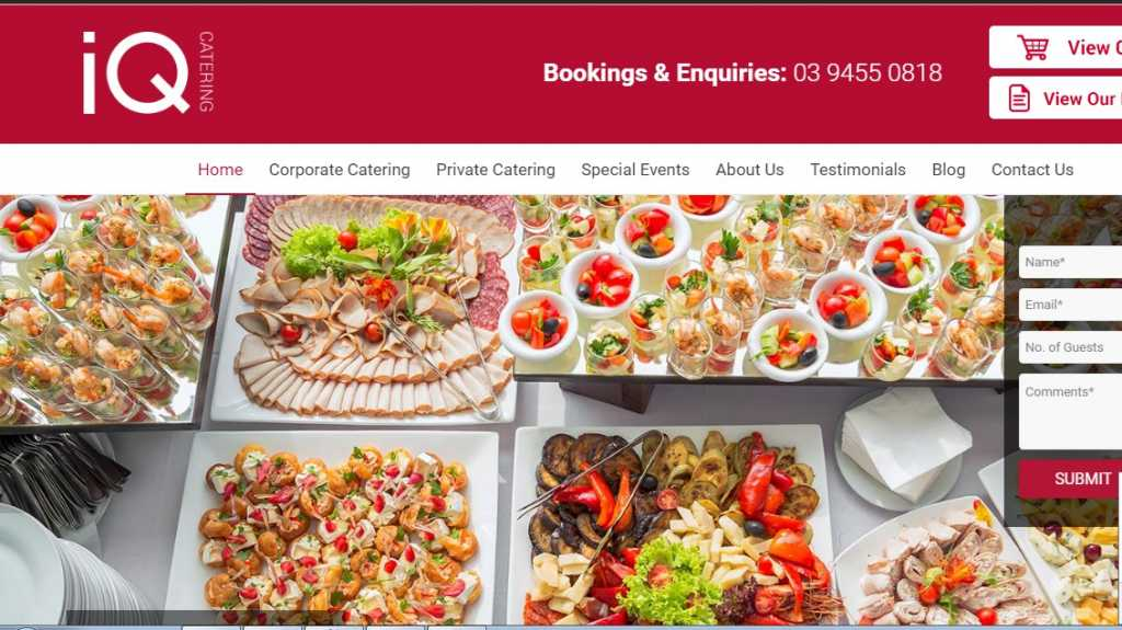 Best Caterer in Melbourne