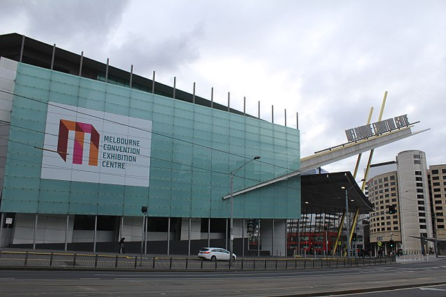 Melbourne Convention and Exhibition Center