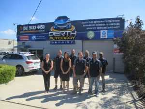 Perth Autobody Repairs