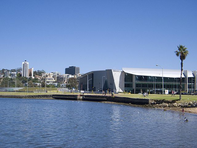 Perth Convention and Exhibition Center