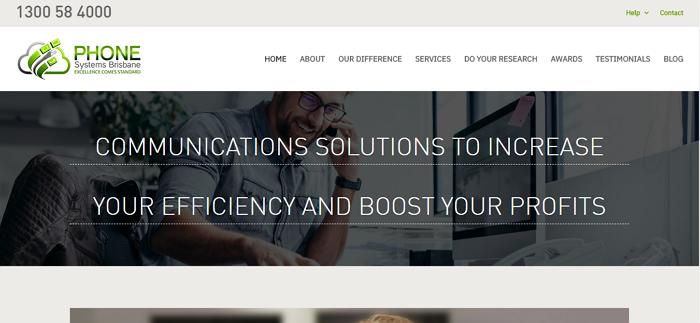 Phone Systems Brisbane