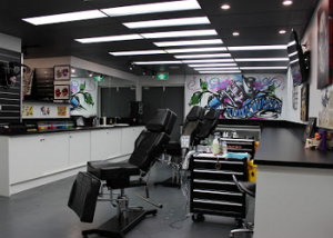 Punktured Tattoos and Piercings Brisbane