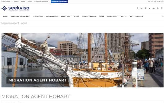 SeekVisa Hobart