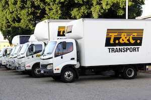 T.&C. Courier Services