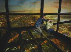 The Edge - Eureka SkyDeck