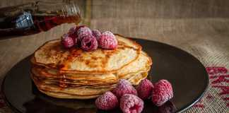 The best flipping pancakes