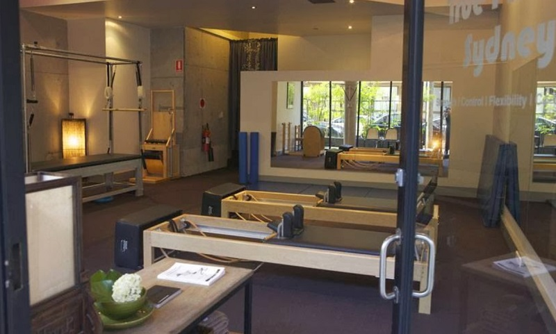 True Pilates Sydney Studio