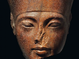 Egypt doesn't want Tutankhamun's bust auctioned in London