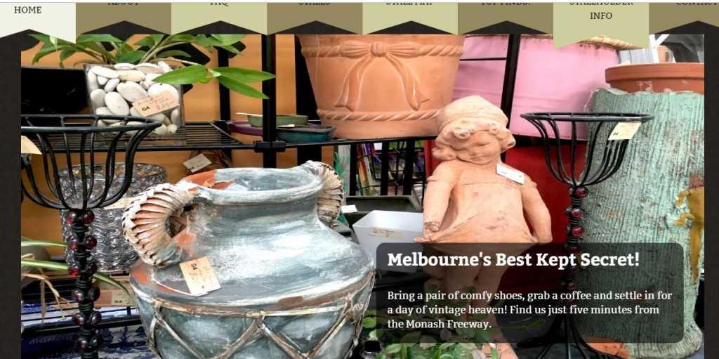 Best Antique Shops in Melbourne