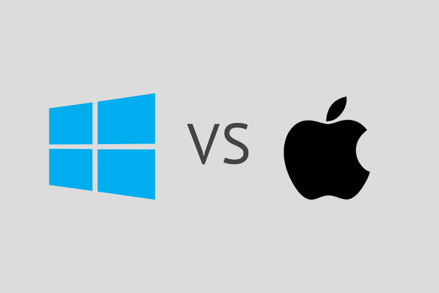 Windows vs Mac OS