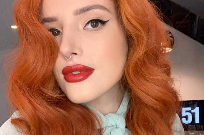 Bella Thorne posts her nude photos to thwart blackmailing hacker