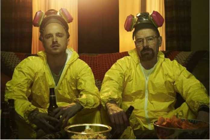 Breaking Bad stars Bryan Cranston and Aaron Paul post cryptic messages about the movie spin-off's release