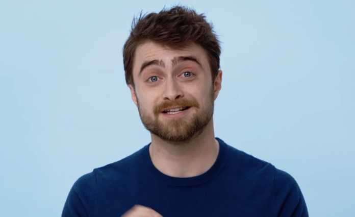 Daniel Radcliffe's autograph sells for £2,600 in auction