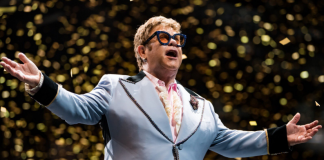 Elton John blasts Russia for cutting Rocketman's explicit gay content
